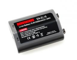 호루스벤누 호환배터리 니콘 D4용 EN-EL18