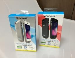 PhoneSuit Elite 5 ; 아이폰5S/5용 배터리케이스